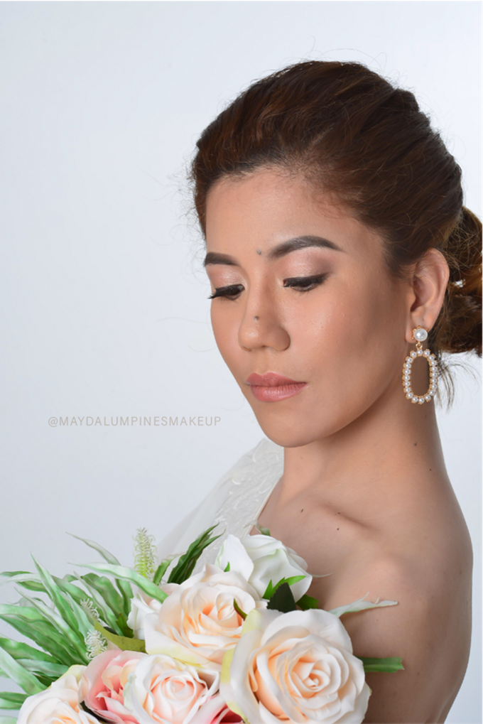 BRIDAL by May Dalumpines Makeup - 002
