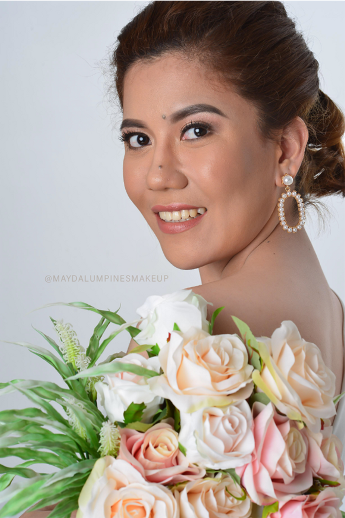 BRIDAL by May Dalumpines Makeup - 003