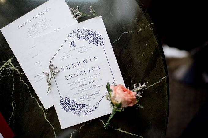 Sherwin & Angelica by Jaymie Ann Events Planning and Coordination - 009