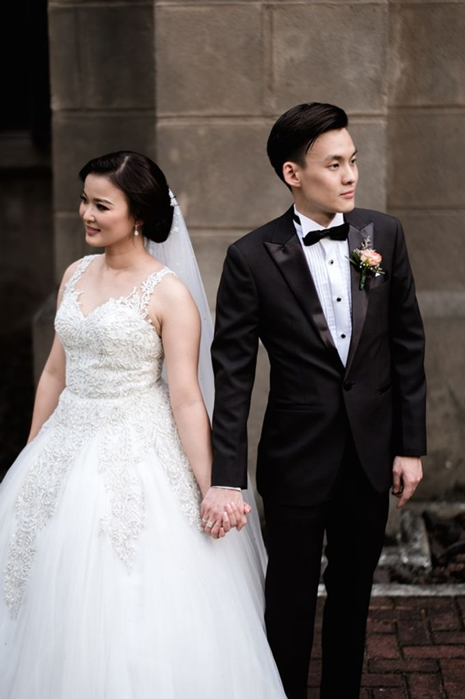 Sherwin & Angelica by Jaymie Ann Events Planning and Coordination - 001