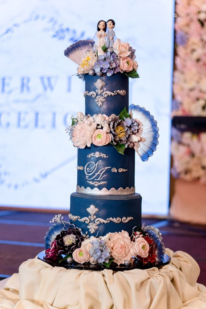 Sherwin & Angelica by Jaymie Ann Events Planning and Coordination - 006