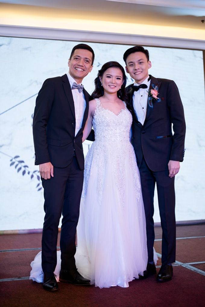 Sherwin & Angelica by Jaymie Ann Events Planning and Coordination - 007