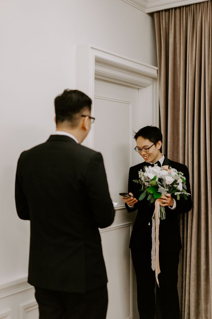 Wedding of Sheryne & Danson by Natalie Wong Photography - 006