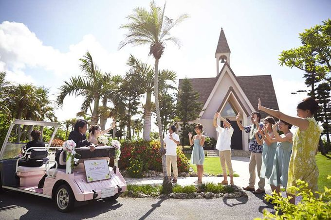 Shigira Bayside Resort Suite ALLAMANDA by 【Zexy  YouI】:Pre wedding photo in Japan - 004