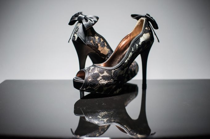 Bridal Shoe Close Ups by Christy Ng Shoes - 033