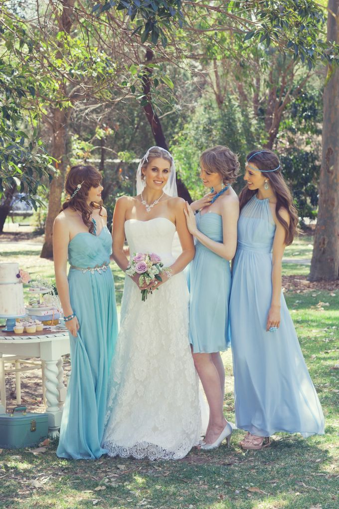 Parisian Mademoiselles by Bridesmaids Only - 001