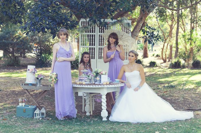 Parisian Mademoiselles by Bridesmaids Only - 007