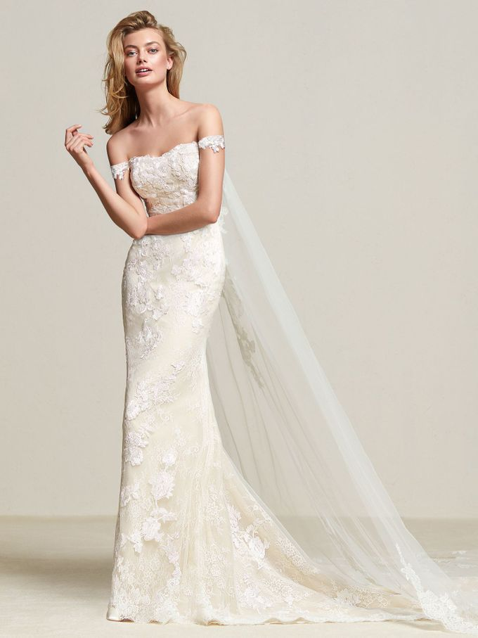 Pronovias by DESIGNER BRIDAL ROOM - 028