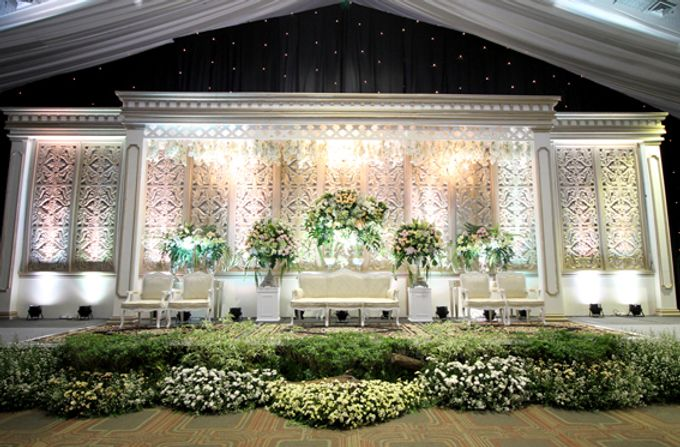 Wedding Package at Lagoon Garden The Sultan Hotel & Residence Jakarta by The Sultan Hotel & Residence Jakarta - 005
