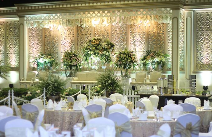 Wedding Package at Lagoon Garden The Sultan Hotel & Residence Jakarta by The Sultan Hotel & Residence Jakarta - 004