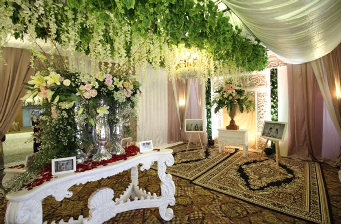 Wedding Package at Lagoon Garden The Sultan Hotel & Residence Jakarta by The Sultan Hotel & Residence Jakarta - 007