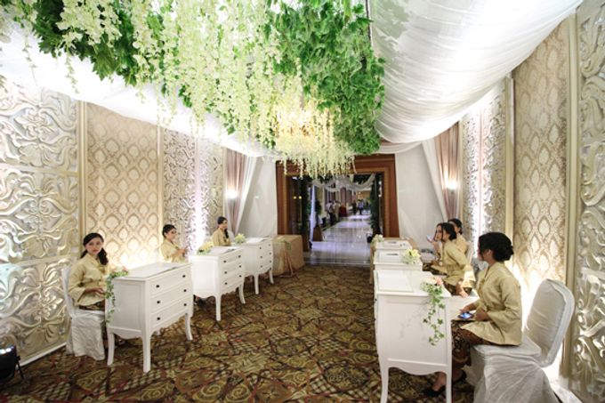 Wedding Package at Lagoon Garden The Sultan Hotel & Residence Jakarta by The Sultan Hotel & Residence Jakarta - 006