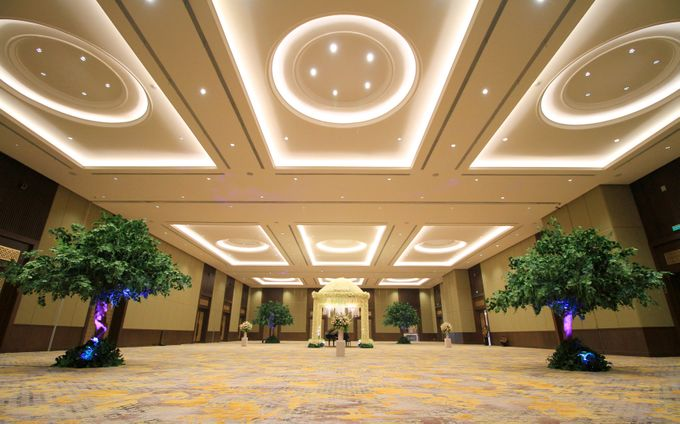 Wedding Package at New Golden Ballroom The Sultan Hotel Complex by The Sultan Hotel & Residence Jakarta - 002