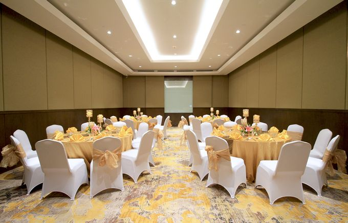 Wedding Package at New Golden Ballroom The Sultan Hotel Complex by The Sultan Hotel & Residence Jakarta - 004