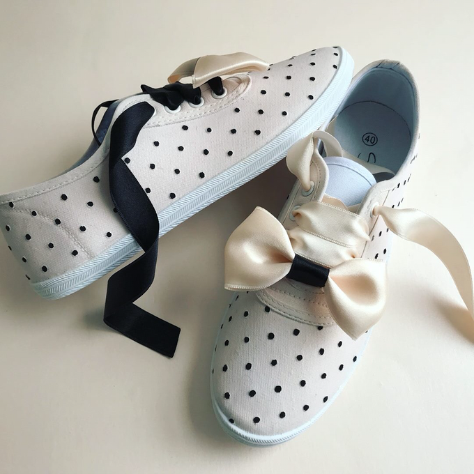 Bridal sneakers by shuzdesign - 005