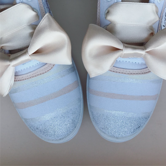 Bridal sneakers by shuzdesign - 003