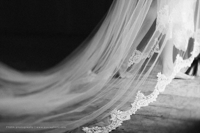Suryo Ingrid | Bali Wedding by PYARA - 011