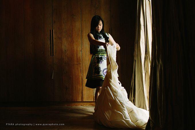 Suryo Ingrid | Bali Wedding by PYARA - 012
