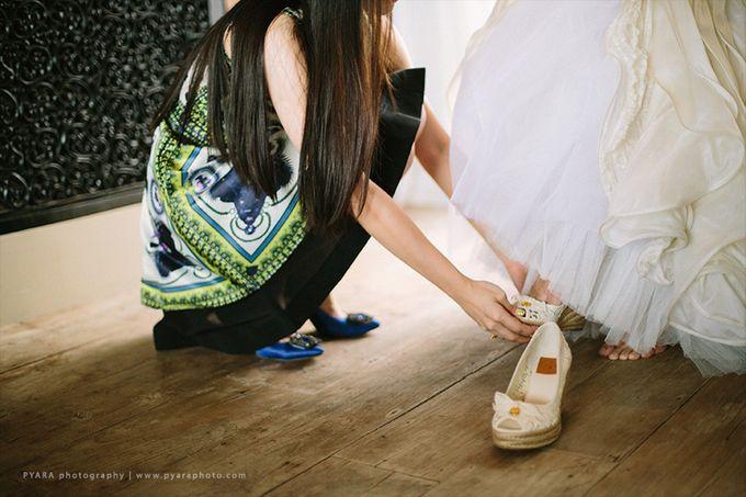 Suryo Ingrid | Bali Wedding by PYARA - 015