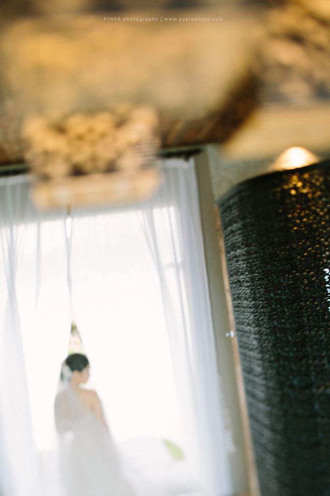 Suryo Ingrid | Bali Wedding by PYARA - 016