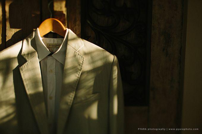 Suryo Ingrid | Bali Wedding by PYARA - 022