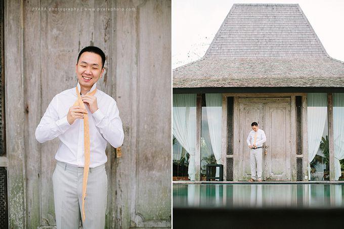Suryo Ingrid | Bali Wedding by PYARA - 024