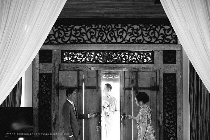 Suryo Ingrid | Bali Wedding by PYARA - 029