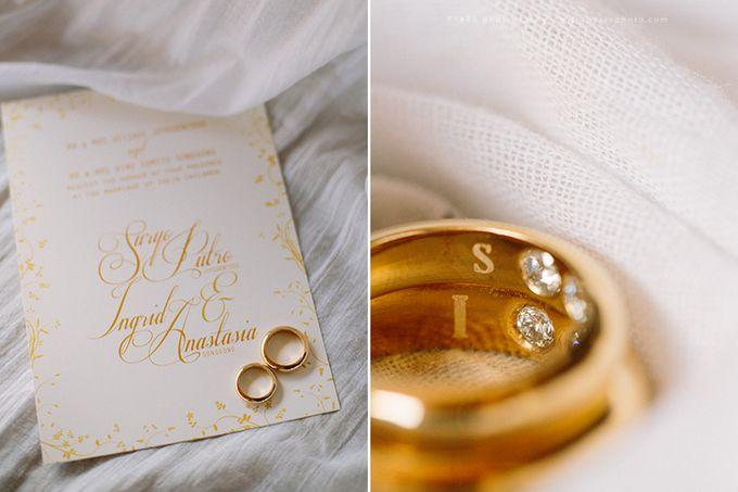 Suryo Ingrid | Bali Wedding by PYARA - 003