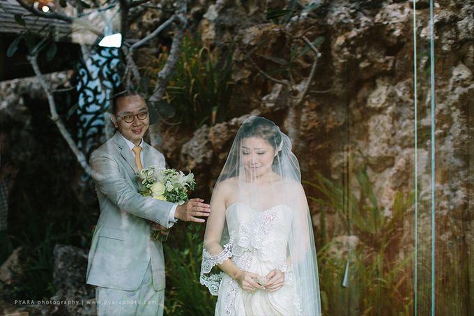 Suryo Ingrid | Bali Wedding by PYARA - 030