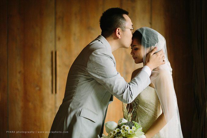 Suryo Ingrid | Bali Wedding by PYARA - 031