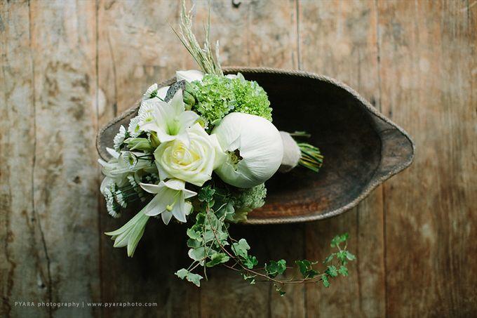 Suryo Ingrid | Bali Wedding by PYARA - 032