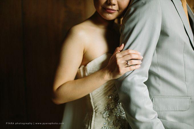 Suryo Ingrid | Bali Wedding by PYARA - 035