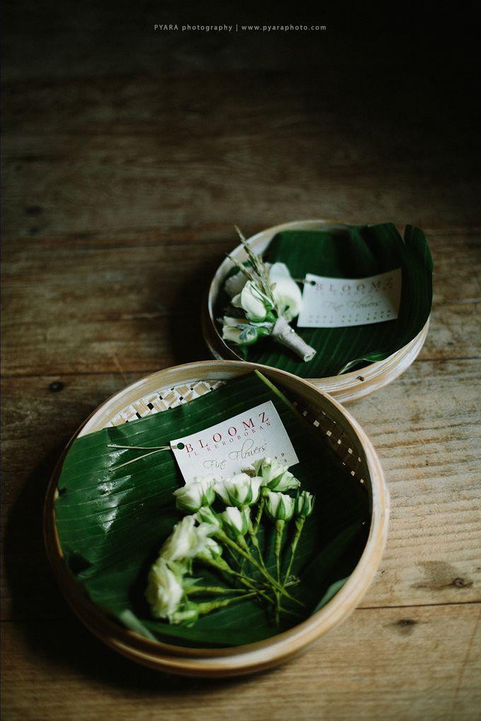 Suryo Ingrid | Bali Wedding by PYARA - 038