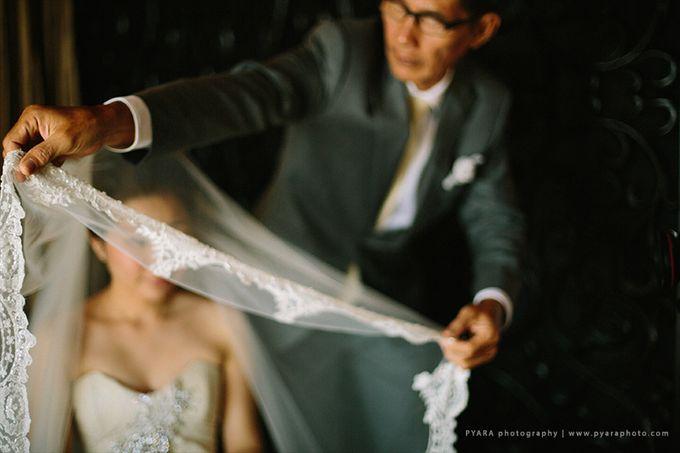 Suryo Ingrid | Bali Wedding by PYARA - 042