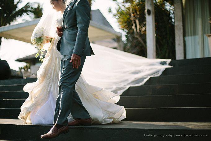 Suryo Ingrid | Bali Wedding by PYARA - 044