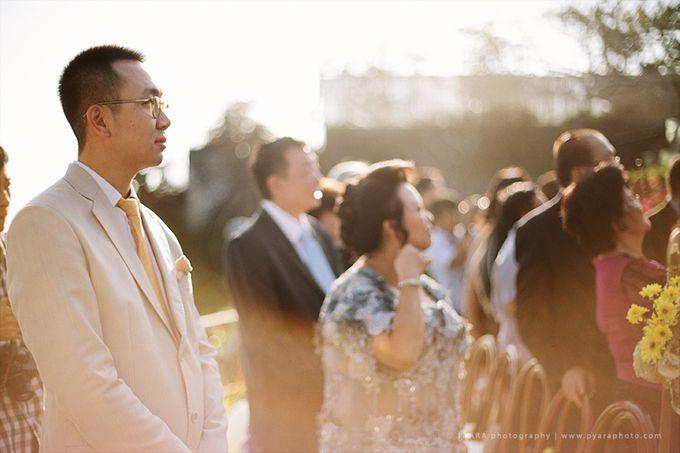 Suryo Ingrid | Bali Wedding by PYARA - 045