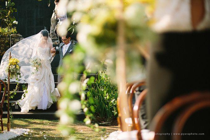 Suryo Ingrid | Bali Wedding by PYARA - 046