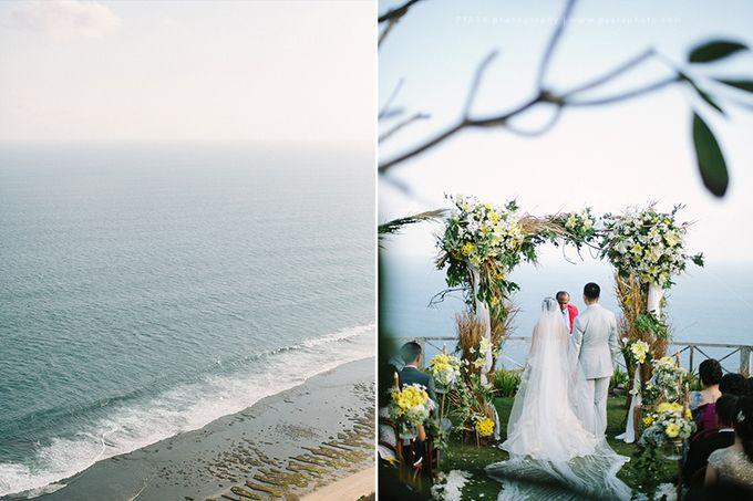 Suryo Ingrid | Bali Wedding by PYARA - 047