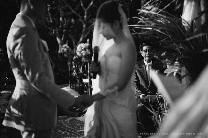 Suryo Ingrid | Bali Wedding by PYARA - 048