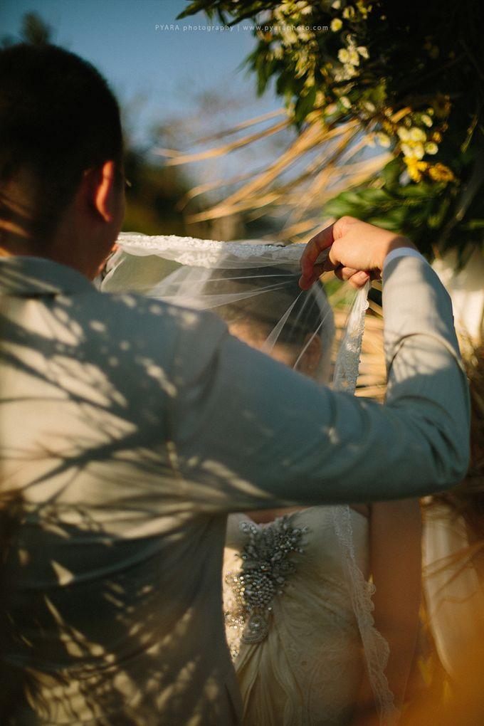 Suryo Ingrid | Bali Wedding by PYARA - 050