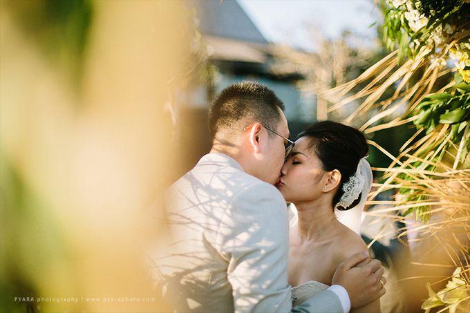 Suryo Ingrid | Bali Wedding by PYARA - 051