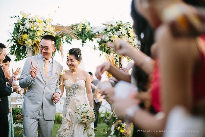 Suryo Ingrid | Bali Wedding by PYARA - 053