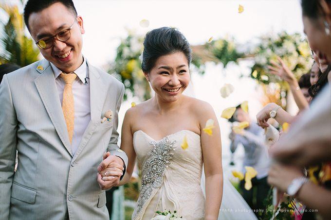 Suryo Ingrid | Bali Wedding by PYARA - 054