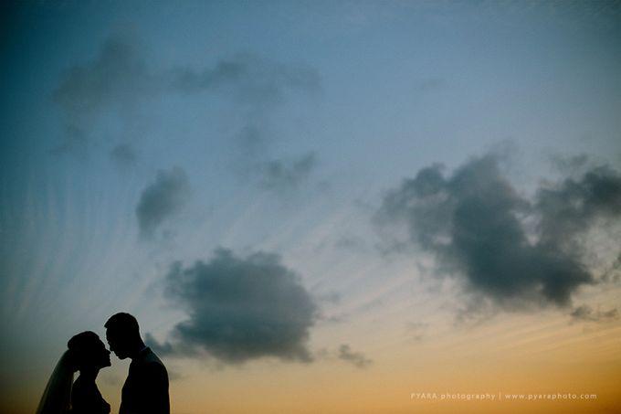 Suryo Ingrid | Bali Wedding by PYARA - 056
