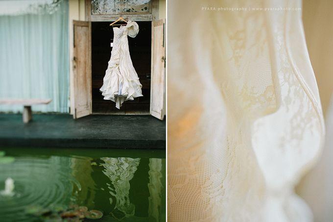 Suryo Ingrid | Bali Wedding by PYARA - 007