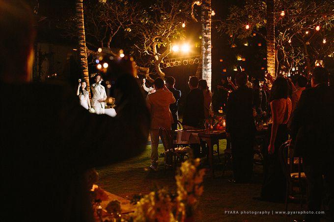 Suryo Ingrid | Bali Wedding by PYARA - 065