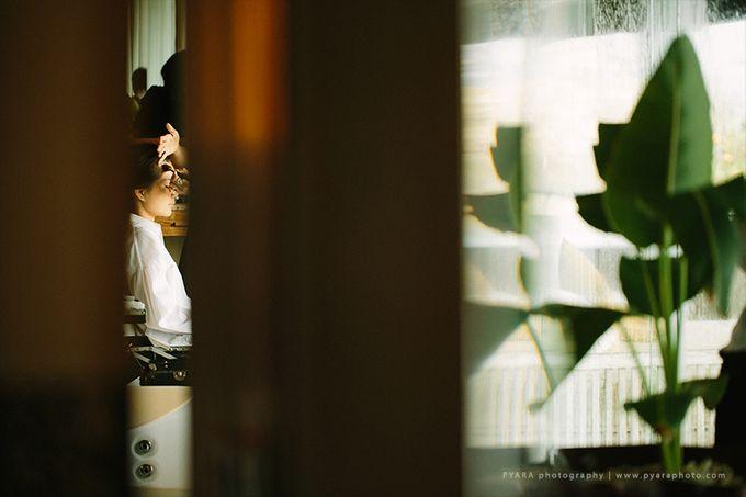 Suryo Ingrid | Bali Wedding by PYARA - 009