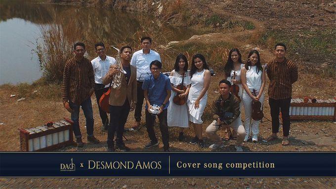 Desmond Amos Entertainment for SiCepat Cover Song Competition by Desmond Amos Entertainment - 001