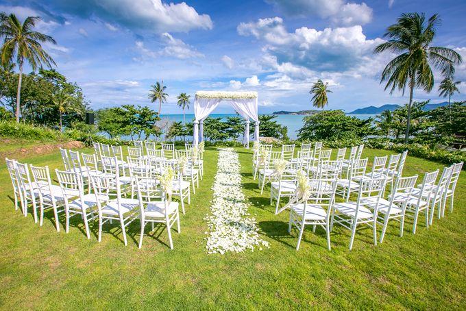 Weddings at Samujana by Samujana Villas - 001