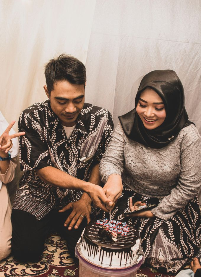 Engagement  Syfa by Cateringky - 001